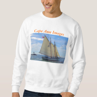 Amerikaner Eagle, Kapann-Bild-Sweatshirt Sweatshirt