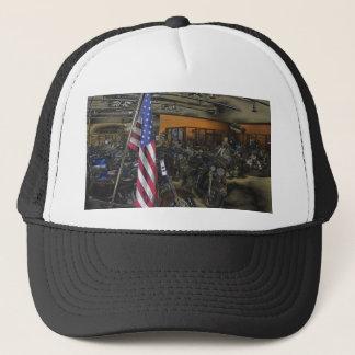 Amerikaner Harley Davidson Truckerkappe
