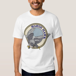 Amerikaner Marsch Falke-m Tshirt