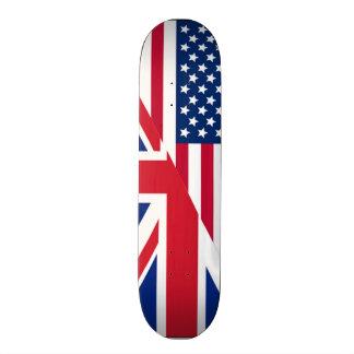 Amerikaner-und Personalisiertes Skateboarddeck