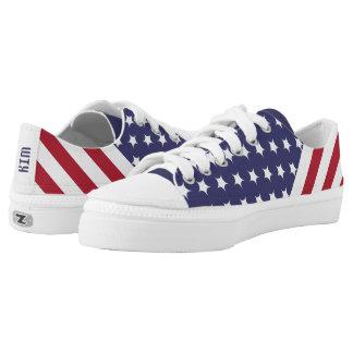 Amerikanisch Niedrig-geschnittene Sneaker