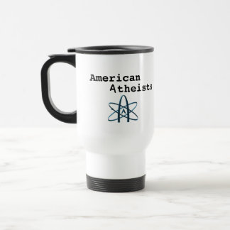 Amerikanische Atheisten Edelstahl Thermotasse
