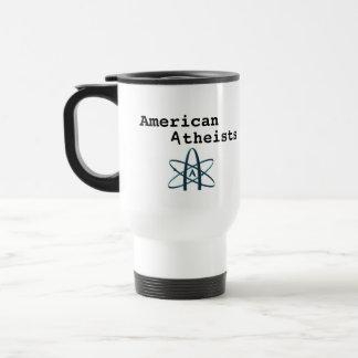 Amerikanische Atheisten Tee Tasse