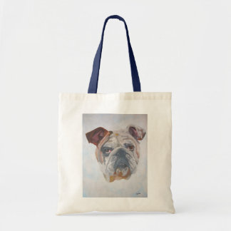 Amerikanische Bulldogge Tragetasche