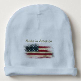 Amerikanische Flagge Babymütze
