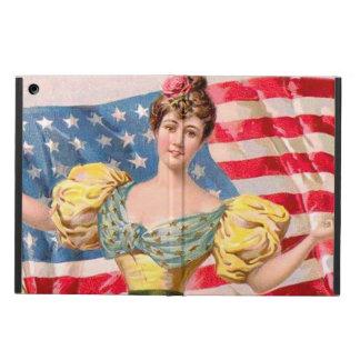 Amerikanische Flagge Damen-Liberty