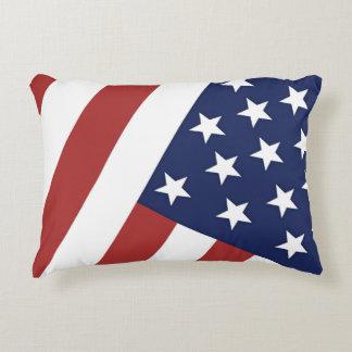 Alte usa flagge kissen for Amerikanische deko