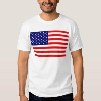 Amerikanische Flagge Hemden