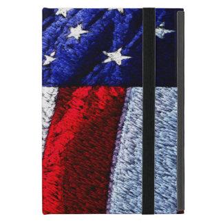 Amerikanische Flagge Hülle Fürs iPad Mini