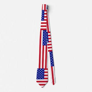 Amerikanische Flagge Krawatte