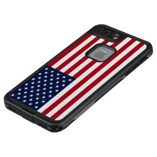 Amerikanische Flagge LifeProof FRÄ' iPhone 8 Plus/7 Plus Hülle