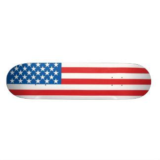 Amerikanische Flagge Personalisierte Skatedecks
