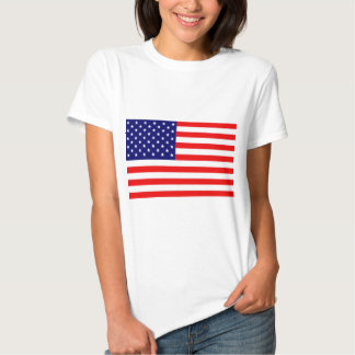 Amerikanische Flagge Shirt