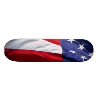 Amerikanische Flagge Personalisierte Skateboards