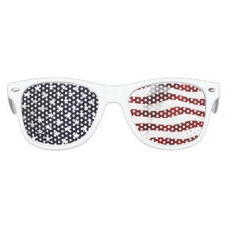 Amerikanische Flagge Sonnenbrille