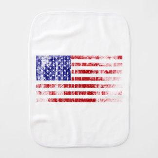 Amerikanische Flagge Spucktuch