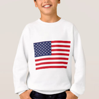Amerikanische Flagge Sweatshirt