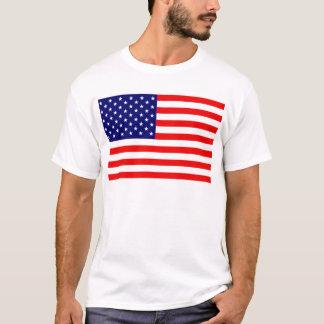 Amerikanische Flagge T-Shirt