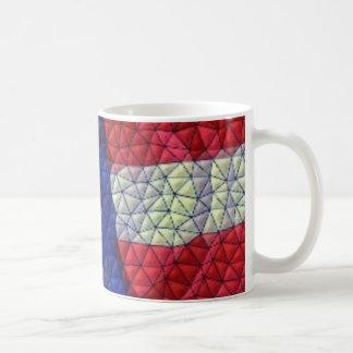 Amerikanische Flagge Kaffeetassen