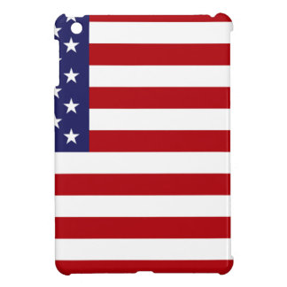 Amerikanische Flagge - US Flagge - alter Ruhm iPad Mini Hülle