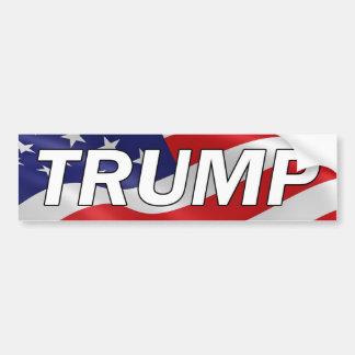 Amerikanische Flaggen-Autoaufkleber #MAGA DONALD Autoaufkleber
