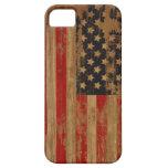 Amerikanische Flaggen-Case-Mate-Fall iPhone 5 Schutzhülle