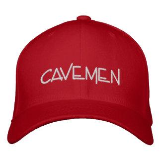 Amerikanische Gabel-Höhlenbewohner stickten Hut Baseballmütze