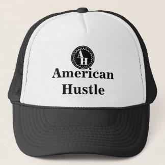 Amerikanische Gedränge-Kappe Truckerkappe
