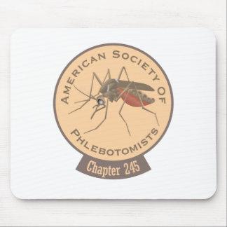 Amerikanische Gesellschaft von Phlebotomists Mousepad