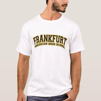 Amerikanische Highschool Frankfurts T-Shirt