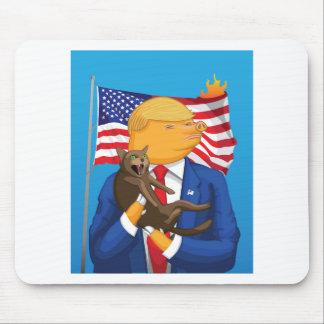 Amerikanische Katastrophe Mousepad