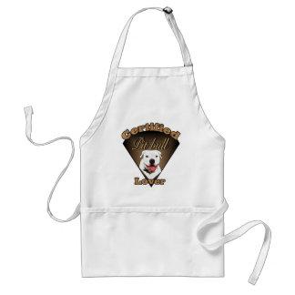 Amerikanische Pitbull-Terrier-Geschenke Schürze