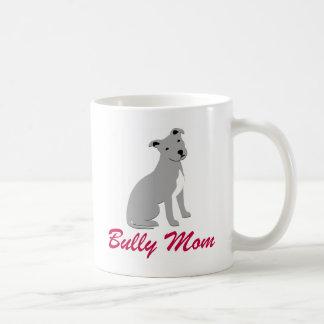 Amerikanische Pitbull-Terrier-Tyrann-Mamma Kaffeetasse