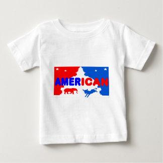 Amerikanische Politik Baby T-shirt