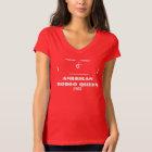 Amerikanische Rodeo-Königin-T - Shirt-Bremen-Art T-Shirt