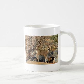 Amerikanische Rotwild-Sammlung Kaffeetasse
