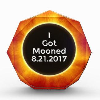 Amerikanische Sonnenfinsternis erhält Mooned am Auszeichnung