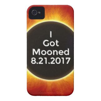 Amerikanische Sonnenfinsternis erhält Mooned am iPhone 4 Hülle