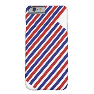 Amerikanische Streifen Barely There iPhone 6 Hülle