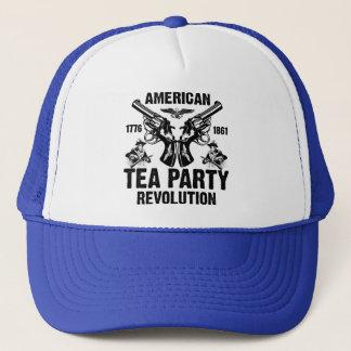 Amerikanische Tee-Party-Revolution Truckerkappe