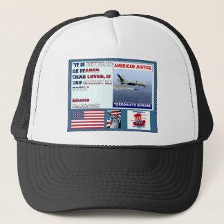 Amerikanische Truckerkappe