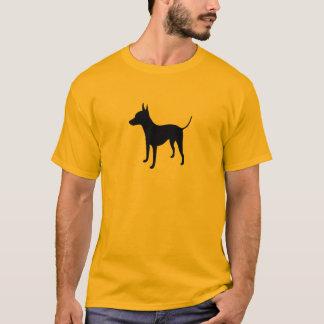 Amerikanische unbehaarte Terrier-T-Shirts T-Shirt