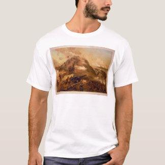 Amerikanische zivile Kriegs-Gefangennahme des T-Shirt