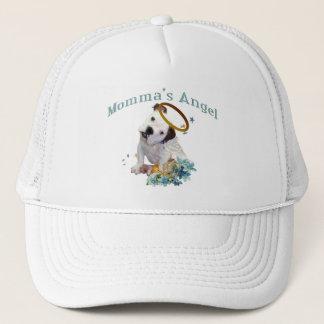 Amerikanischen Bulldogge Mommas Engel Truckerkappe