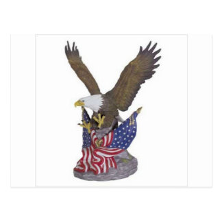 amerikanischer Adler Postkarten