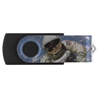Amerikanischer Astronaut Swivel USB Stick 2.0