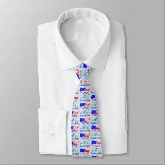 Amerikanischer Bayer wurzelt Krawatte