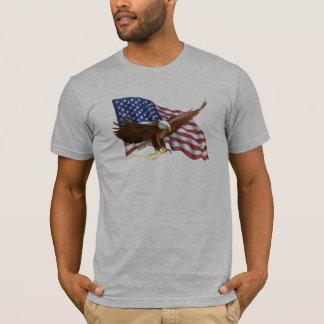 AMERIKANISCHER BENACHTEILIGTER T-Shirt