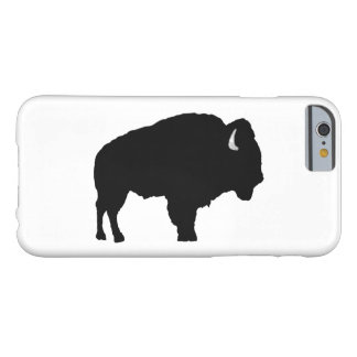 Amerikanischer Bison Barely There iPhone 6 Hülle