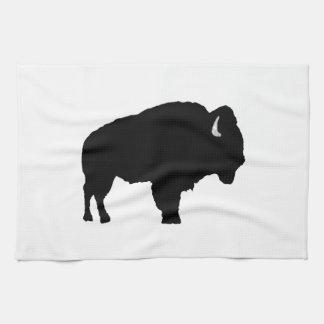 Amerikanischer Bison Geschirrtuch